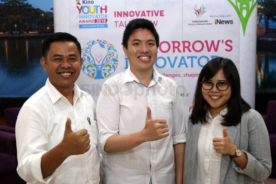 Kino Indonesia Kembali Helat Kino Youth Innovator Award 2018-2