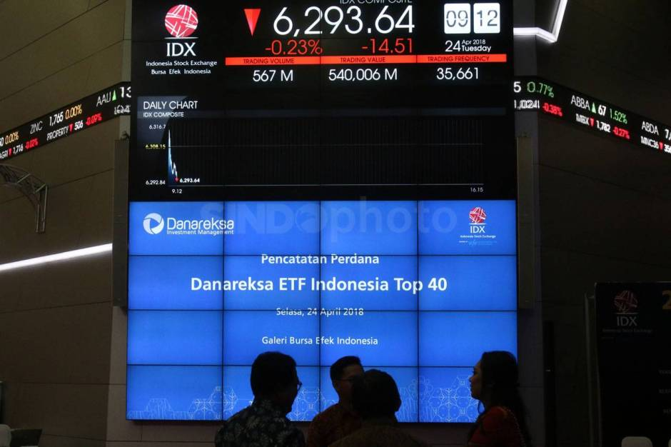 Danareksa Investment Management Luncurkan Danareksa ETF Indonesia Top 40-1