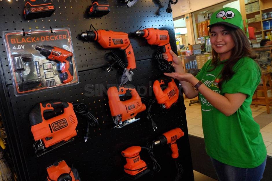 Gandeng Tokopedia Stanley Black and Decker Berikan Kredit Perkakas-0
