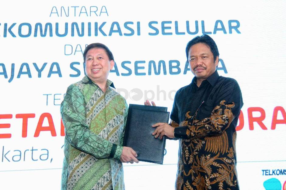 Telkomsel Gandeng Erajaya Hadirkan Program Halo Device Plan-3