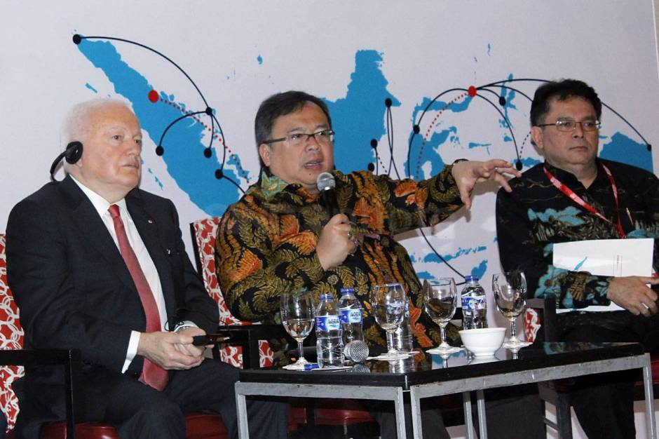 Wapres Jusuf Kalla Buka Indonesia Development Forum-2
