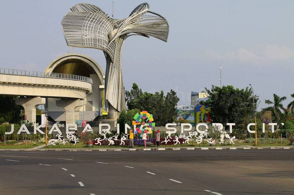 Astra International Arak Obor Asian Games 2018 di Kampung Wisata Al Munawar-2