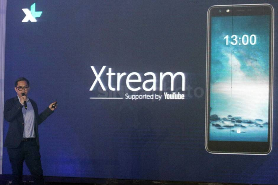 XL Axiata Luncurkan Smartphone Xtream ULTIMA-1