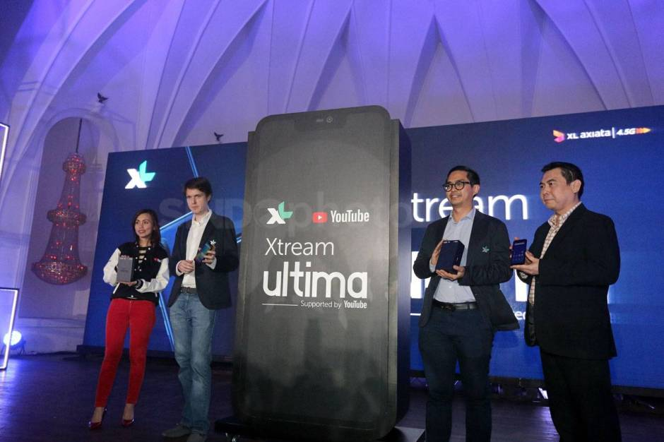 XL Axiata Luncurkan Smartphone Xtream ULTIMA-2
