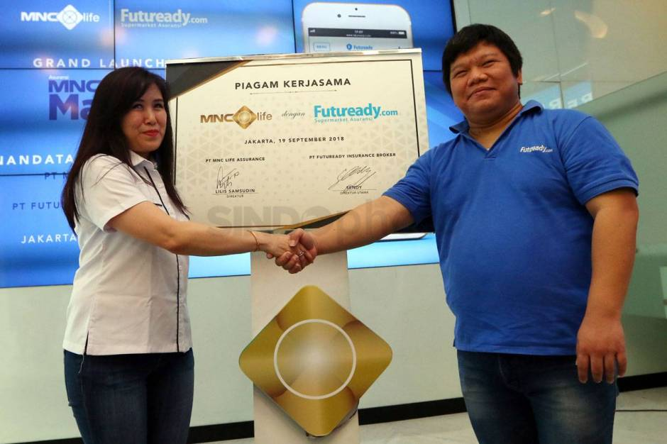 MNC Life Jalin Kerja Sama dengan Futuready Insurance Broker-0