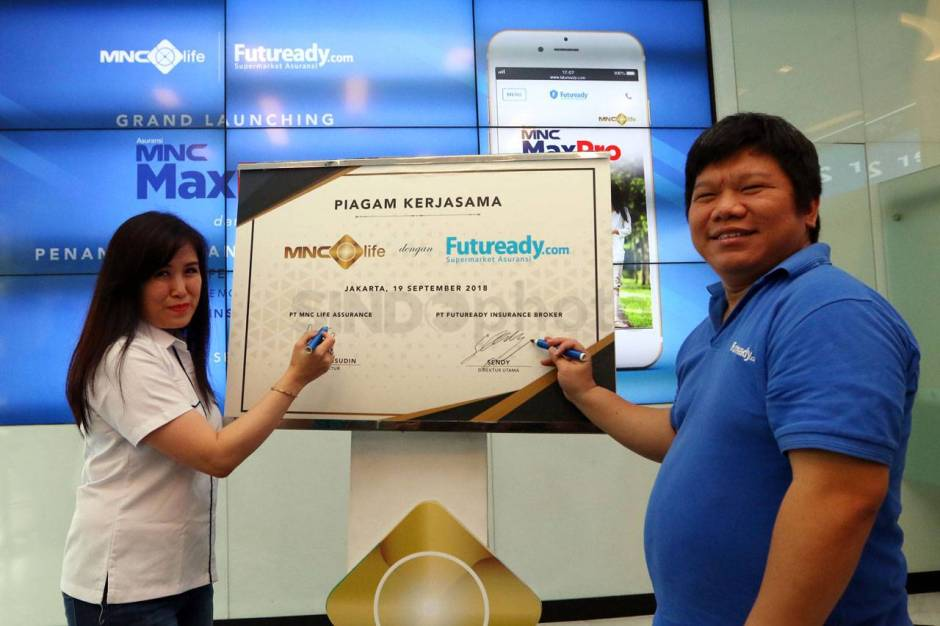 MNC Life Jalin Kerja Sama dengan Futuready Insurance Broker-2