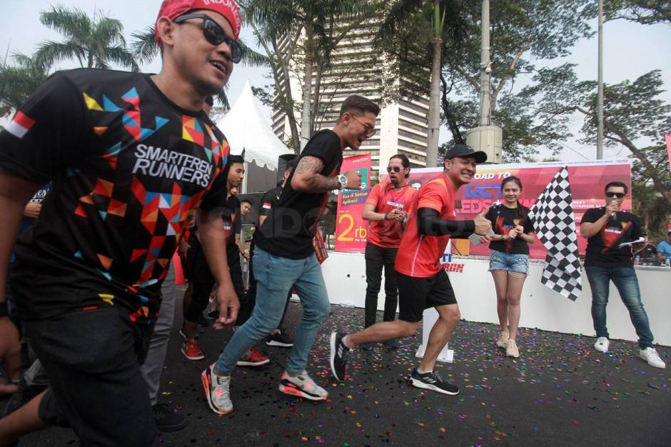 Road To RCTI Reds Run 2018-5