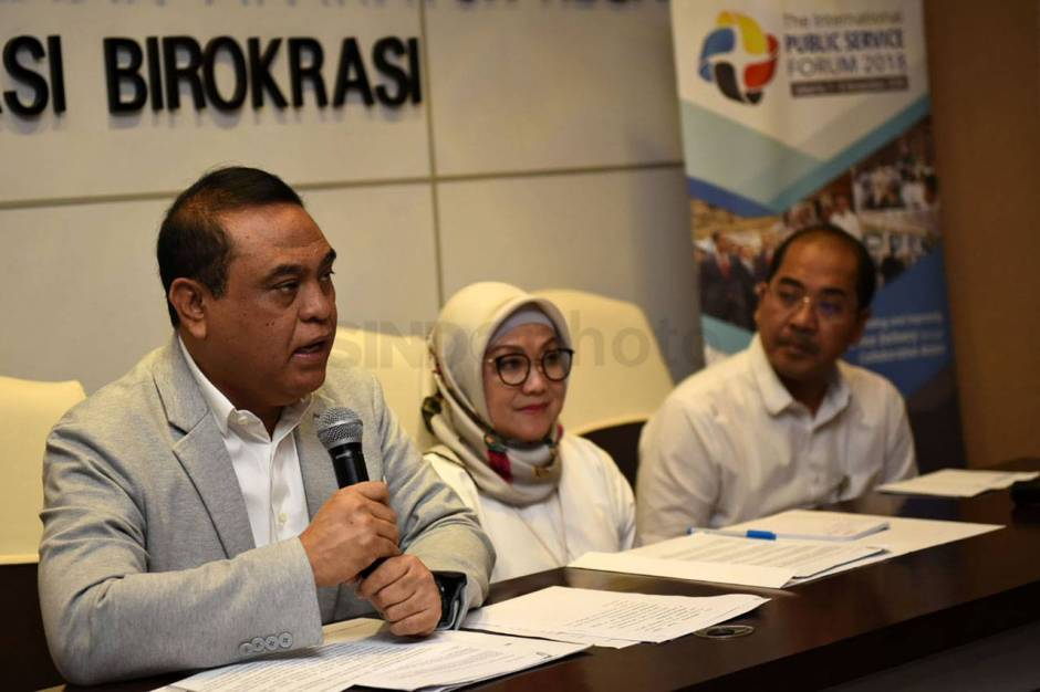Kemenpan-RB Akan Gelar International Public Service Forum 2018-1
