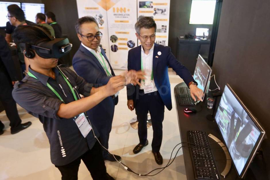 Innosimulation Technology Indonesia Hadir di Indo Defence Expo-0