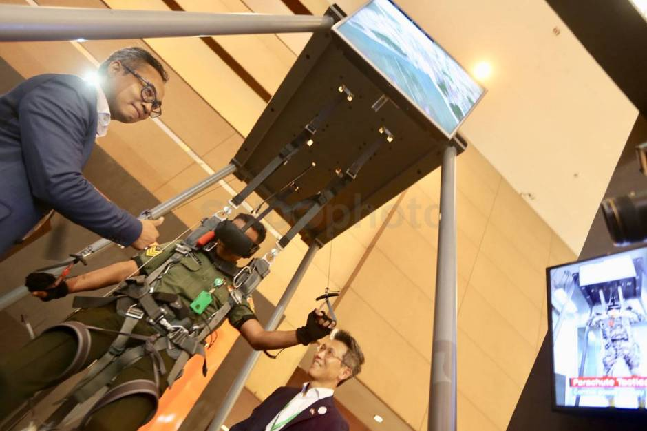 Innosimulation Technology Indonesia Hadir di Indo Defence Expo-1