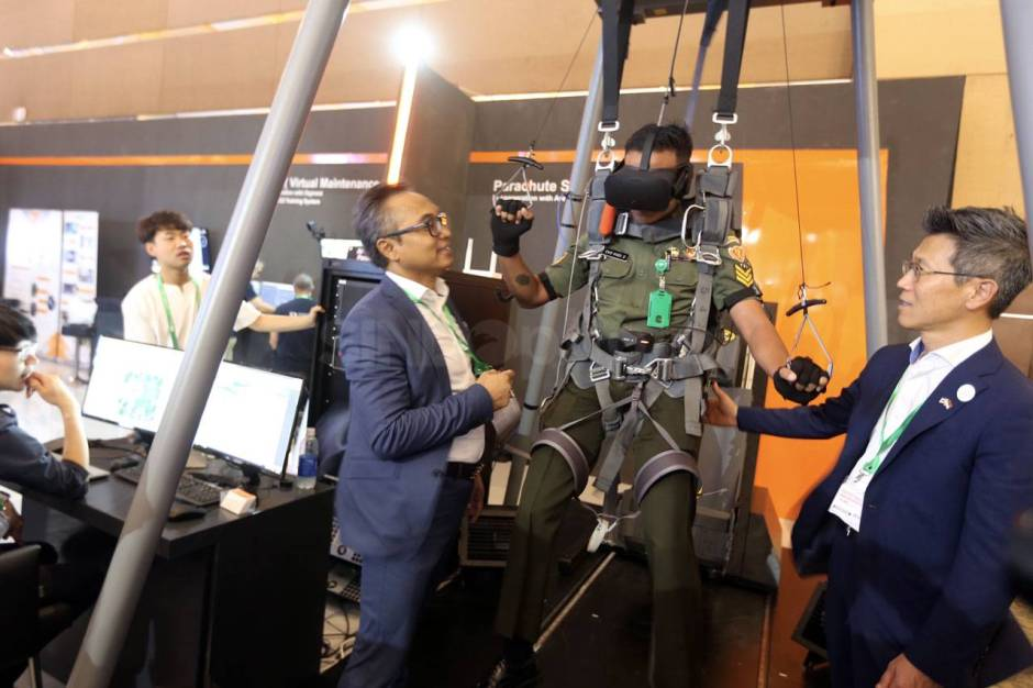 Innosimulation Technology Indonesia Hadir di Indo Defence Expo-2