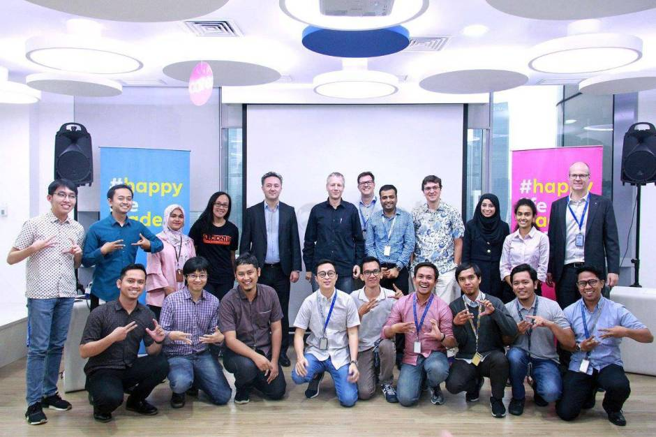 Peresmian Allianz Innovation Lab-1