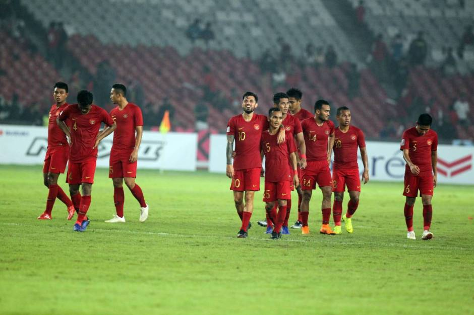 Indonesia Ditahan Imbang Filipina 0-0-0