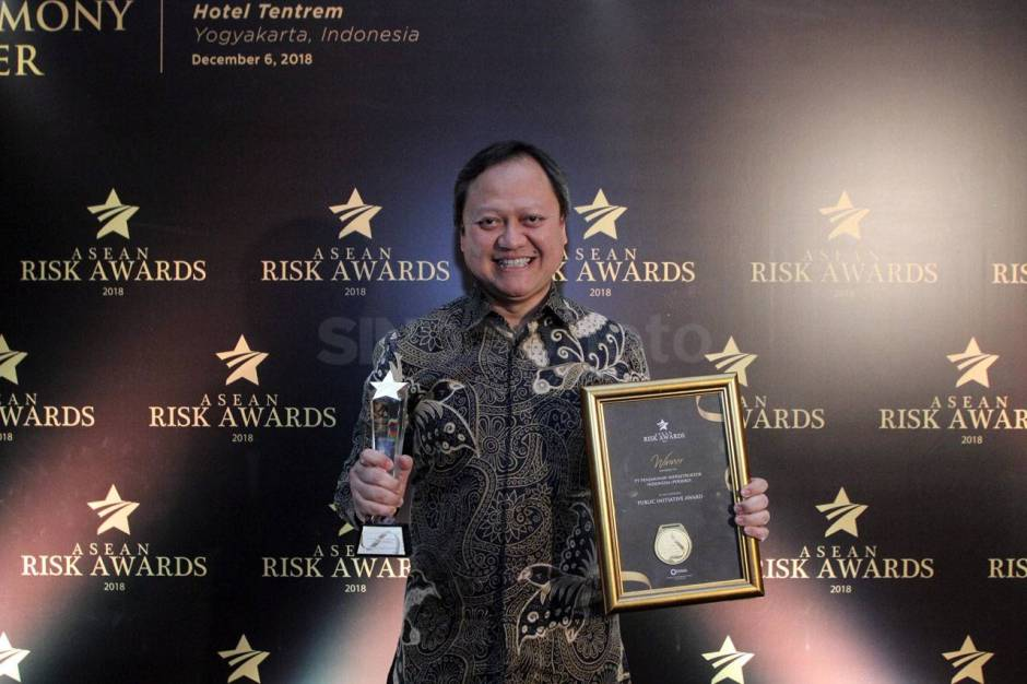 PII Raih Penghargaan Asean Risk Awards 2018-1