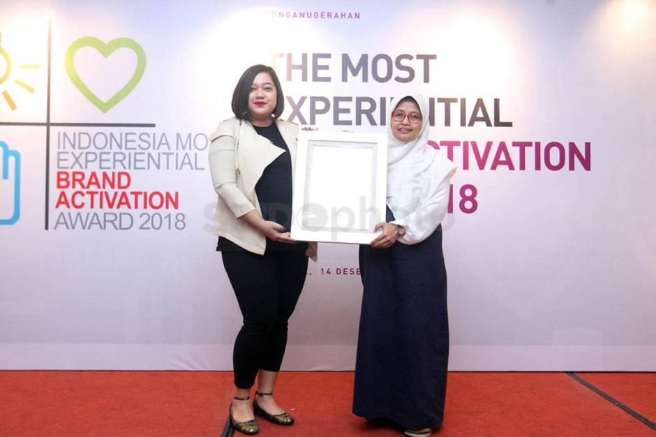 GO-Food Raih The Best Tactical Activation di MEBA 2018-3