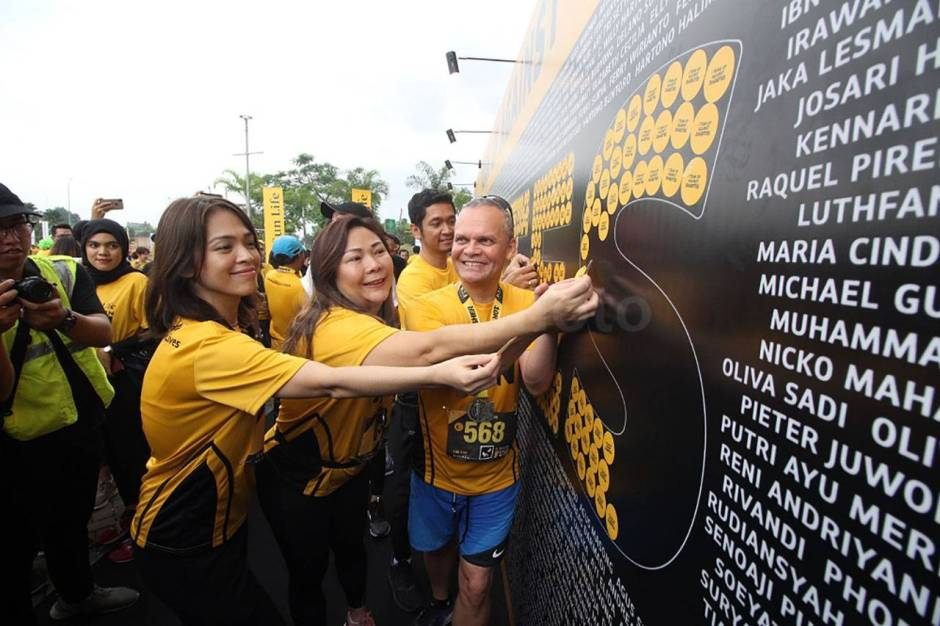 Sun Life Resolution Run 2019 Ajak Masyarakat Lawan Diabetes-0