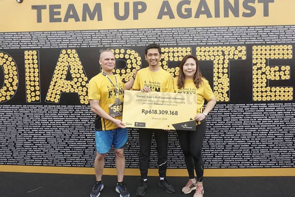 Sun Life Resolution Run 2019 Ajak Masyarakat Lawan Diabetes-2