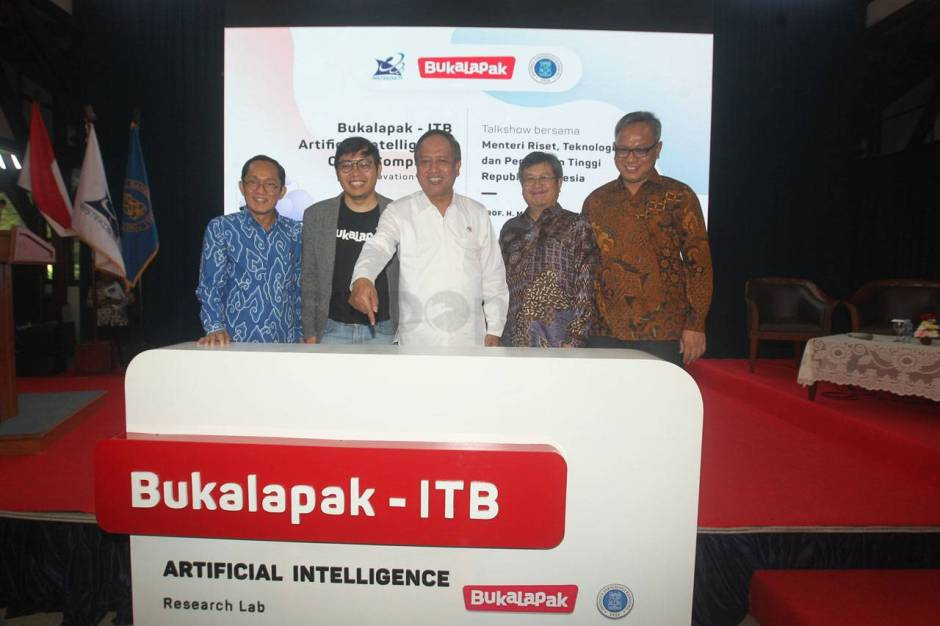 Bukalapak-ITB Luncurkan AI & Cloud Computing Innovation Center-0