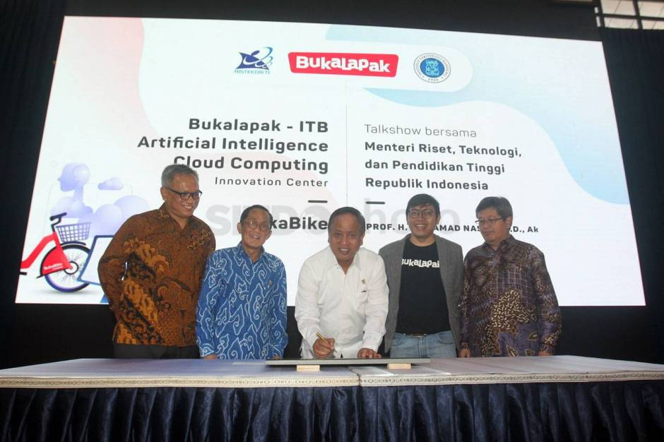 Bukalapak-ITB Luncurkan AI & Cloud Computing Innovation Center-2