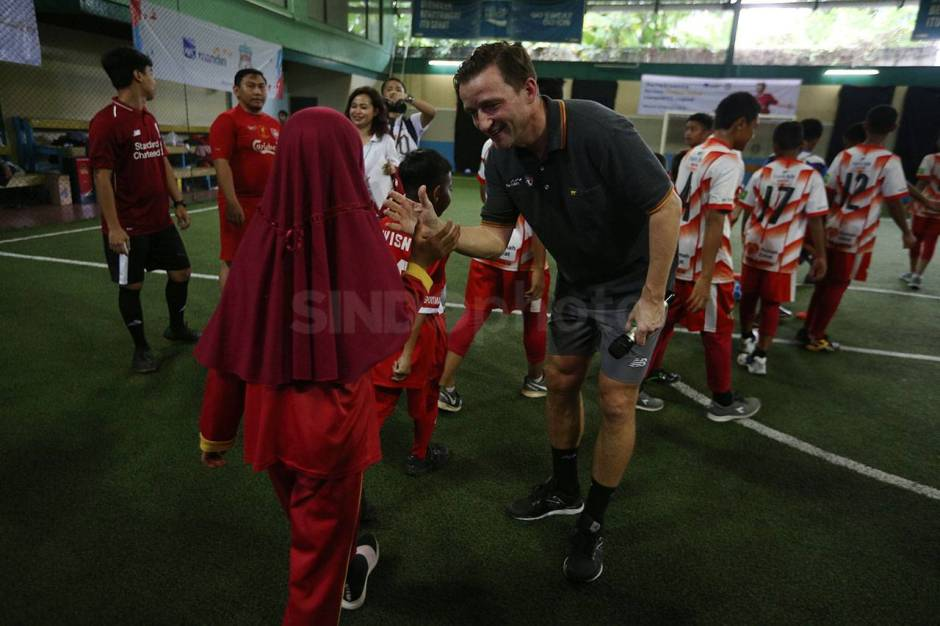 Sharing & Learning Bersama Legenda Liverpool FC Vladimir Smicer-1