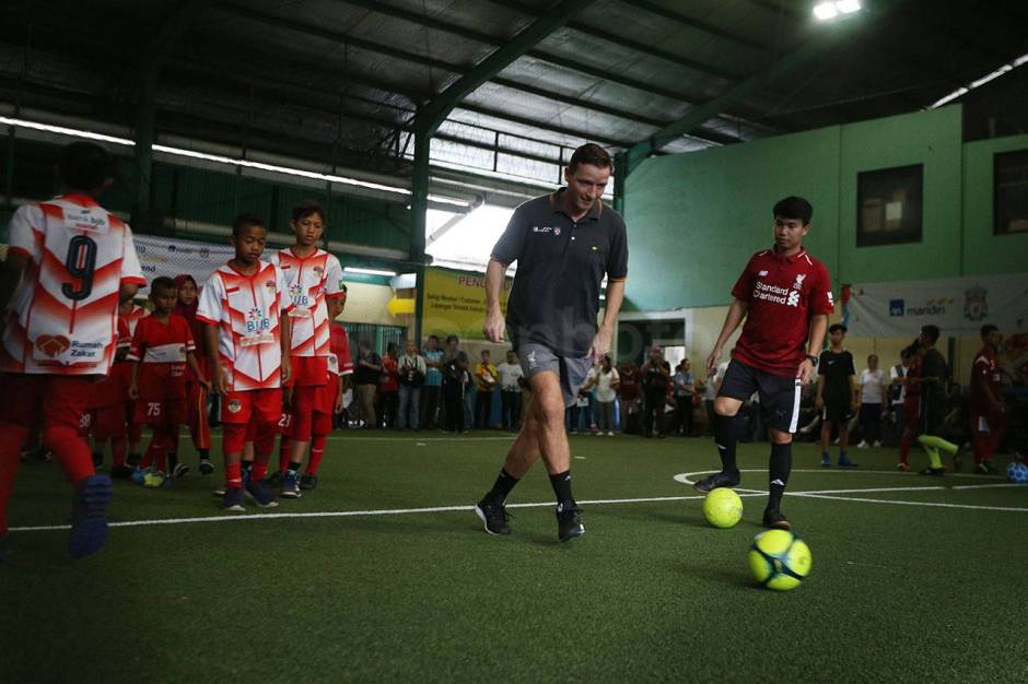 Sharing & Learning Bersama Legenda Liverpool FC Vladimir Smicer-2
