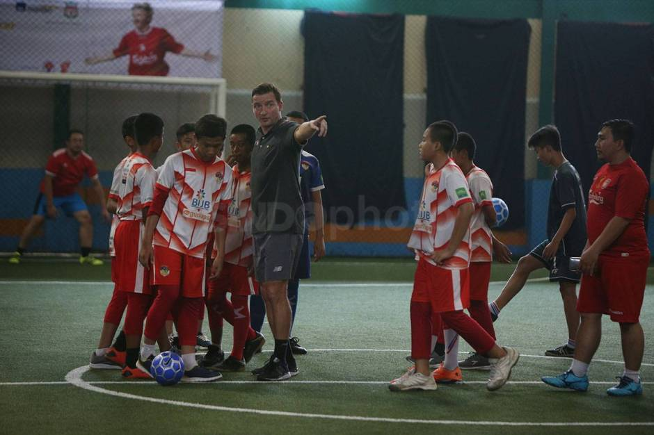 Sharing & Learning Bersama Legenda Liverpool FC Vladimir Smicer-3