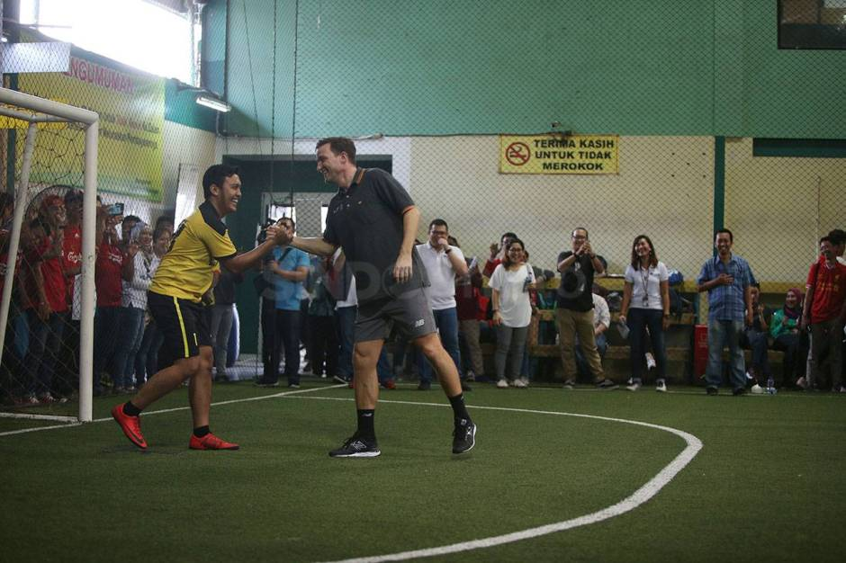 Sharing & Learning Bersama Legenda Liverpool FC Vladimir Smicer-4