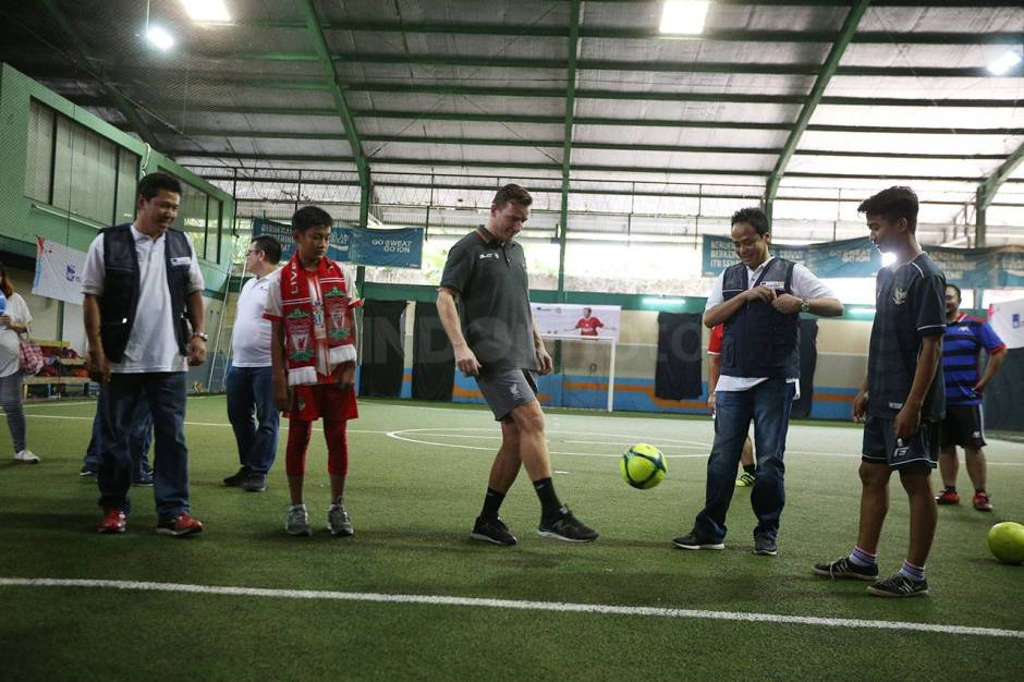 Sharing & Learning Bersama Legenda Liverpool FC Vladimir Smicer-5