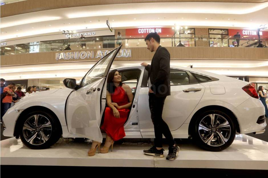 HSC Luncurkan New Honda Civic 1.5L Turbo dan New Honda Mobilio-0