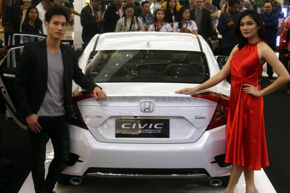HSC Luncurkan New Honda Civic 1.5L Turbo dan New Honda Mobilio-1