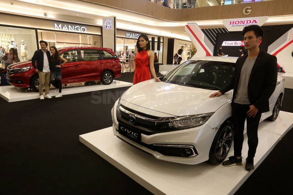 HSC Luncurkan New Honda Civic 1.5L Turbo dan New Honda Mobilio-5