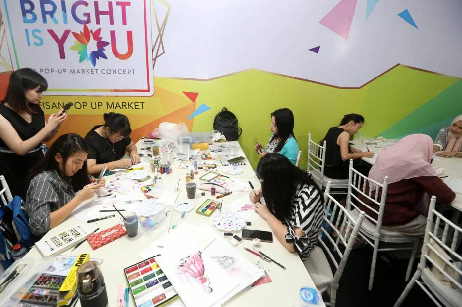 Pop Up Market Bright Is You, Ajang Apresiasi Perempuan Indonesia-2