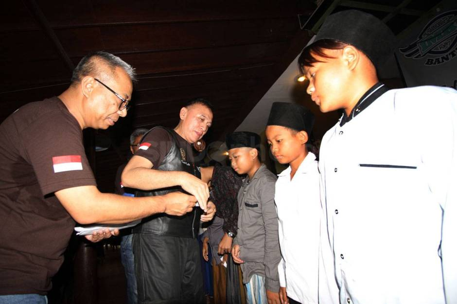 IMBI Banten Gelar Ride for Charity-0