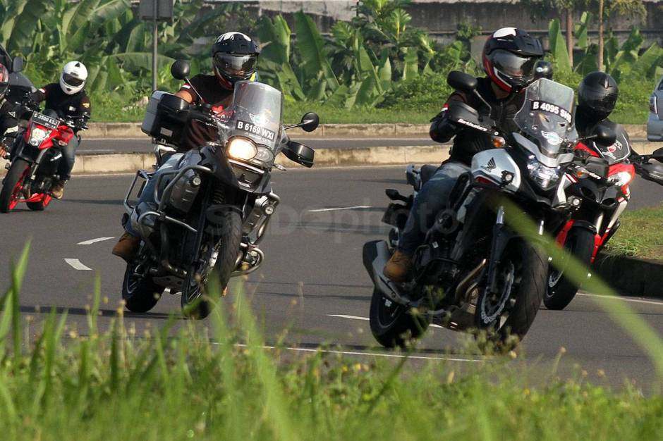 IMBI Banten Gelar Ride for Charity-3