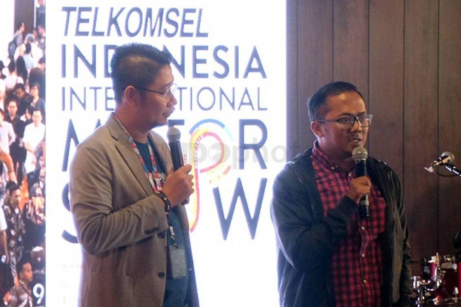 Telkomsel Dukung Indonesia International Motor Show 2019-0