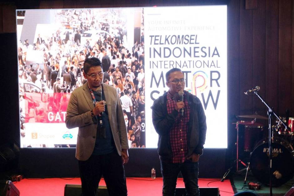 Telkomsel Dukung Indonesia International Motor Show 2019-1