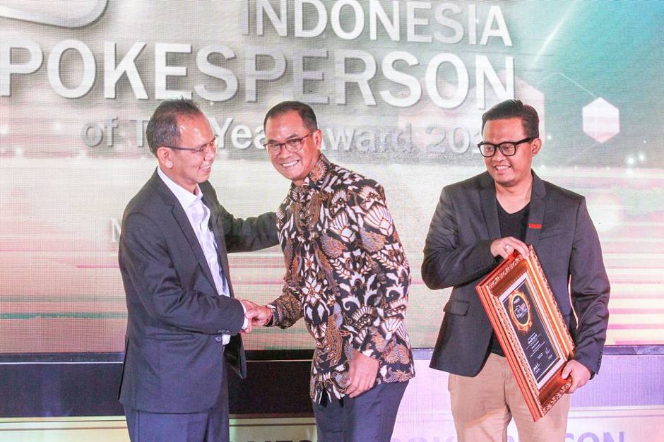 Lippo Group Raih Penghargaan Spokesperson of The Year Award 2019-1
