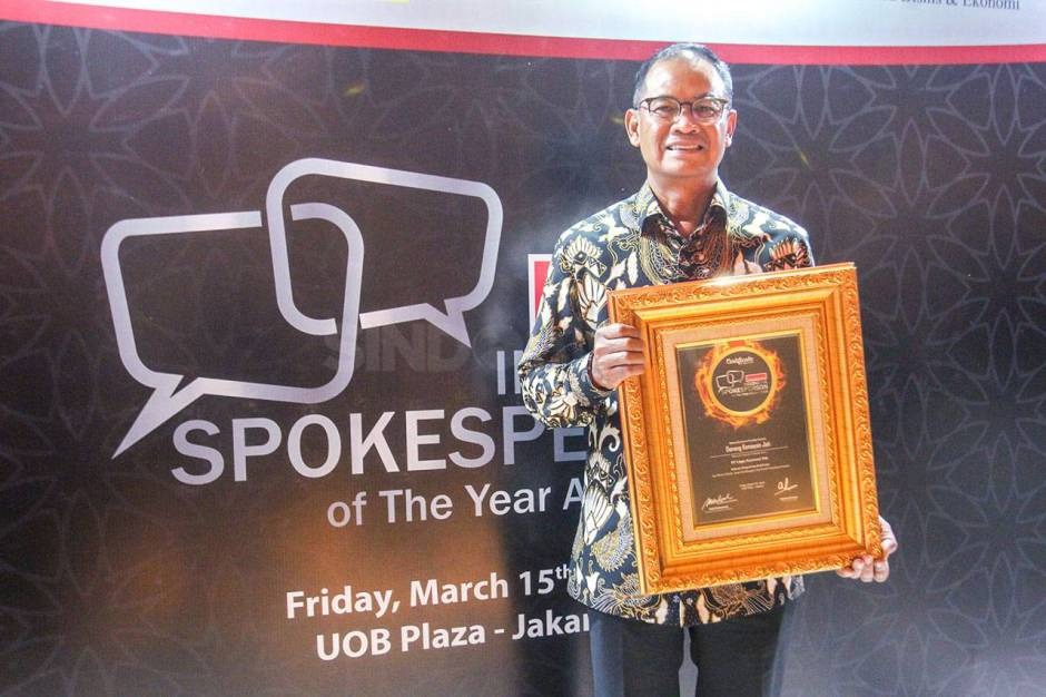 Lippo Group Raih Penghargaan Spokesperson of The Year Award 2019-2