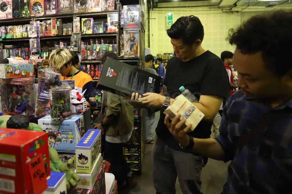 The Jakarta 15th Toys and Comics Fair 2019-1