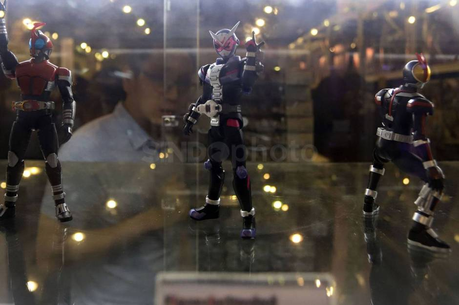 The Jakarta 15th Toys and Comics Fair 2019-2