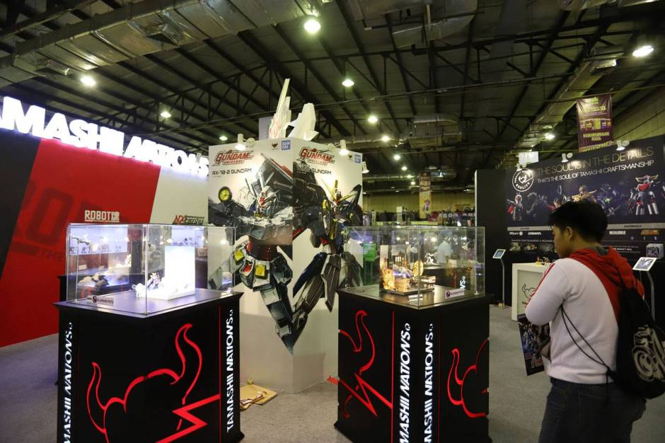 The Jakarta 15th Toys and Comics Fair 2019-3