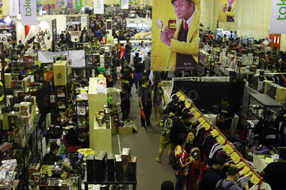 The Jakarta 15th Toys and Comics Fair 2019-4