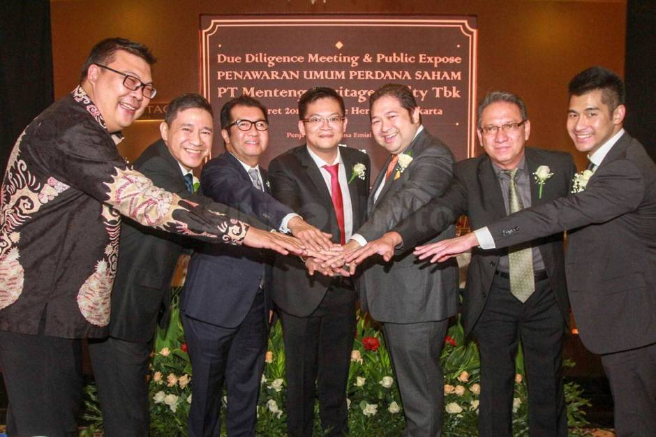 Menteng Heritage Realty Laksanakan Public Expose IPO-0