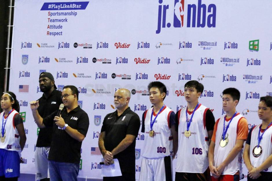 10 Pelajar Indonesia Wakili Asia Pacific di Kejuaraan Junior NBA-0