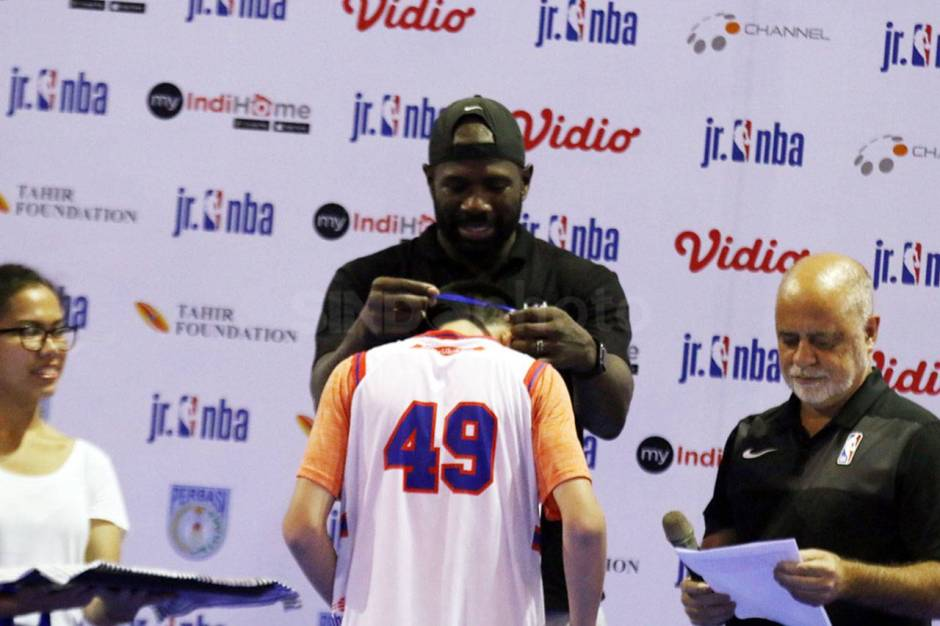 10 Pelajar Indonesia Wakili Asia Pacific di Kejuaraan Junior NBA-1