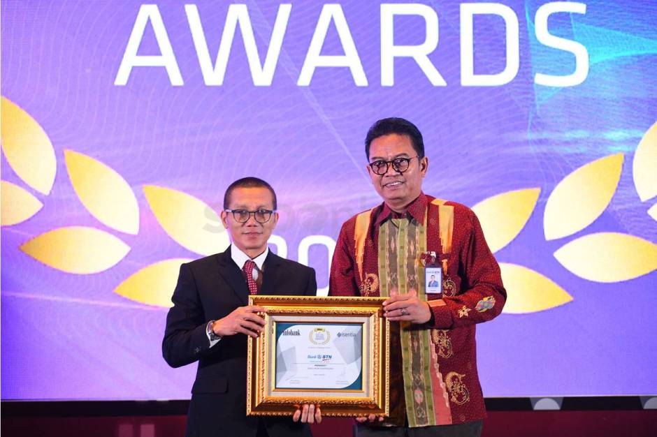 BTN Sabet 8 Penghargaan di 8th Digital Brand Awards 2019-2