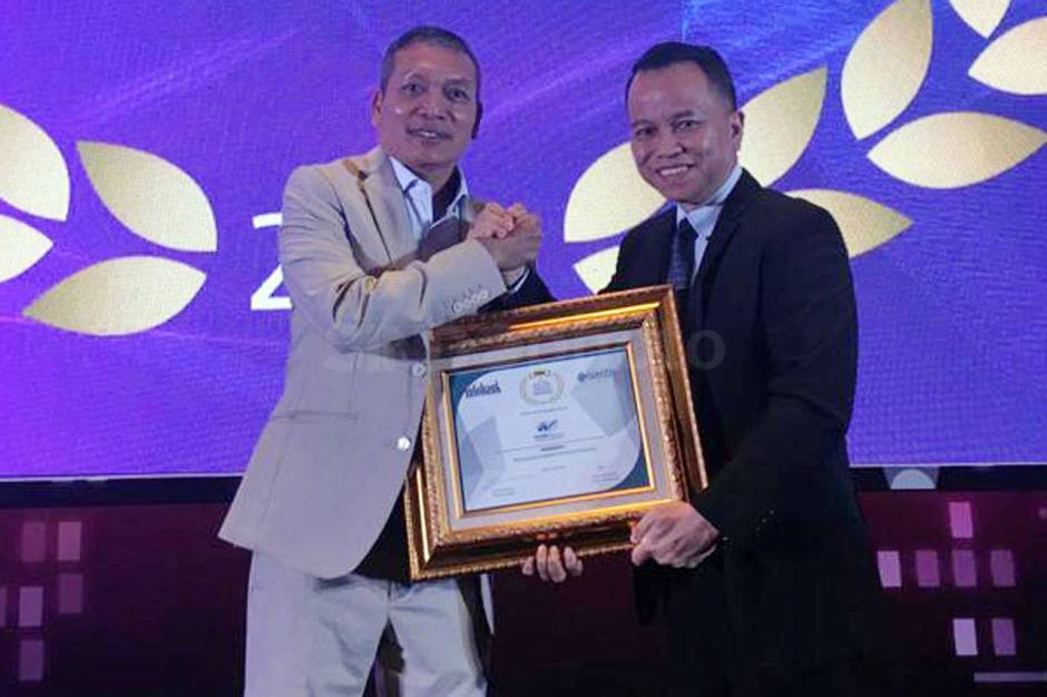 WOM Finance Raih Penghargaan 8th Digital Brand Awards 2019-2