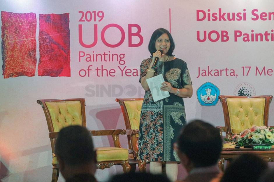 UOB Indonesia Gelar Kompetisi Painting Of The Year 2019-2
