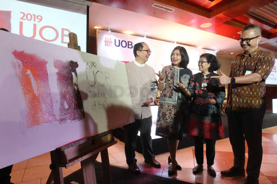 UOB Indonesia Gelar Kompetisi Painting Of The Year 2019-3