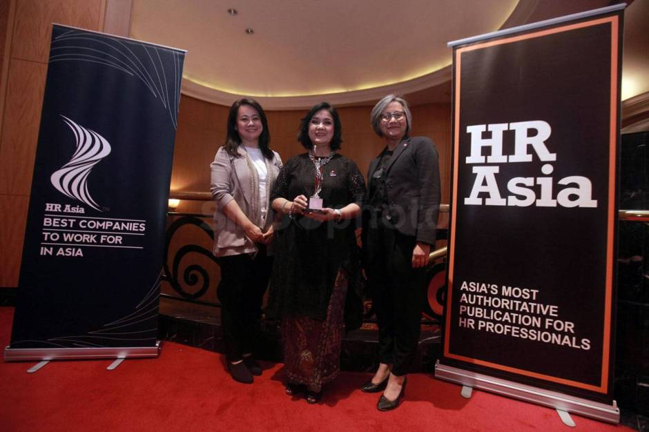 Bank DBS Indonesia Raih HR Asia Best Companies To Work in Asia-0